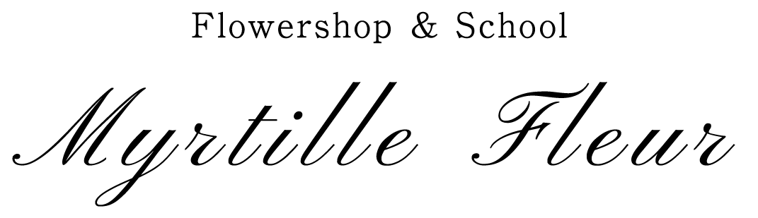 Myrtille fleur